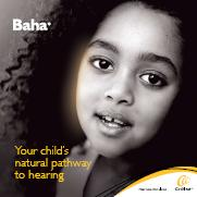 """Baha — Your child's natural pathway to hearing"""