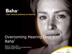 Baha — Your natural pathway to hearing