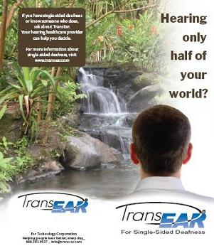 "TransEar — ""Hearing only half of your world?"""